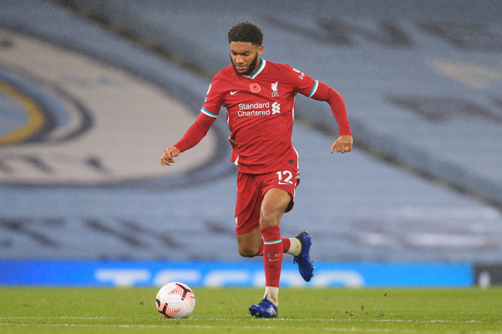 Liverpool fans have reacted to the FIFA action after the Joe Gomez injury.