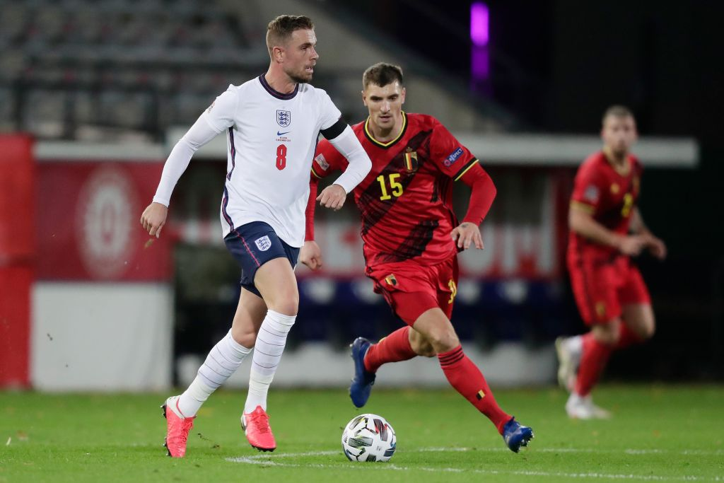 Liverpool's Injury Crisis Deepens as Jordan Henderson Gets Injured in England Game