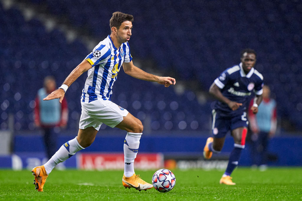 FC Porto v Olympiacos FC: Group C - UEFA Champions League