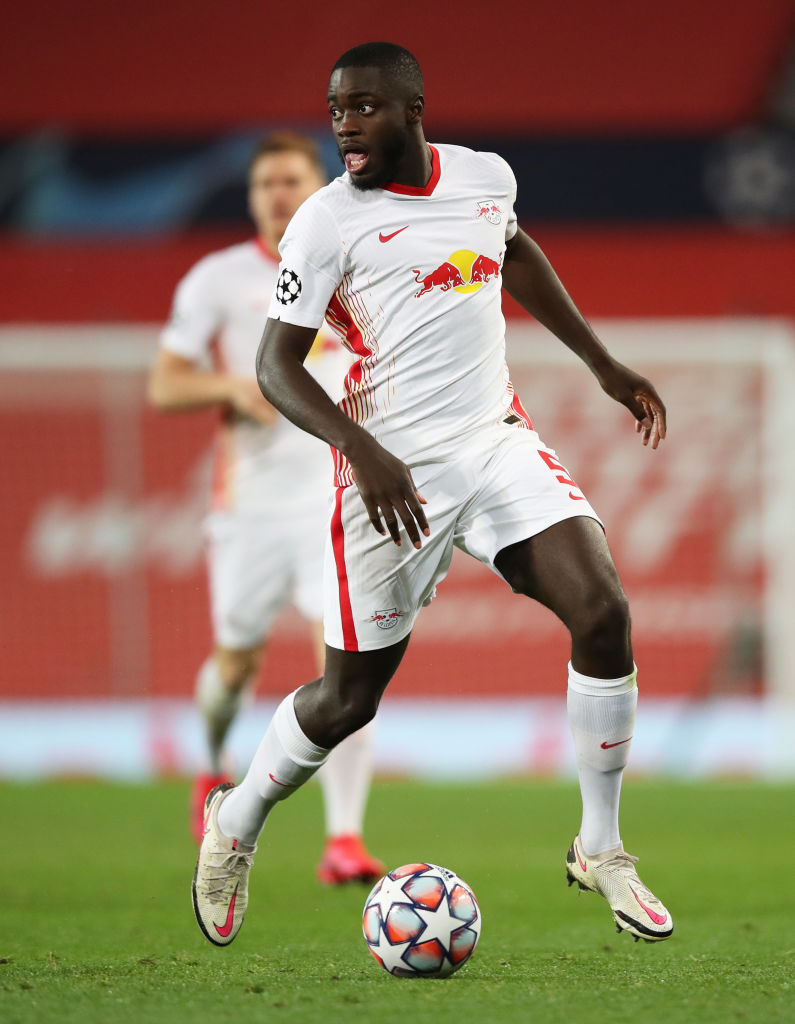 Liverpool could fix a deal for Dayot Upamecano in January.