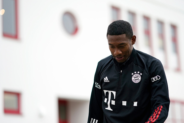 Liverpool target David Alaba is open to a Premier League move.