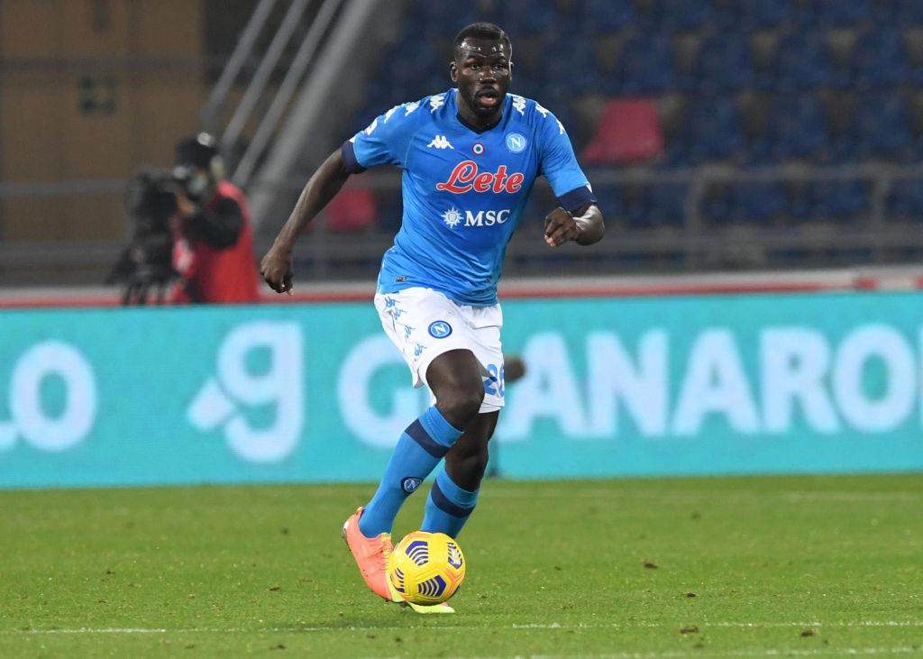 if Liverpool want to sign Kalidou Koulibaly he'll cost them £63m.