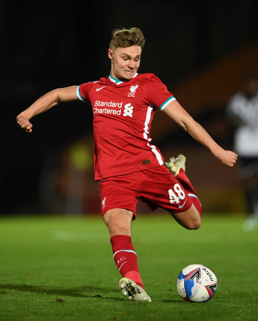 Liverpool have confirmed Paul Glatzel and Joe Hardy will be out for 'several weeks' with injury.