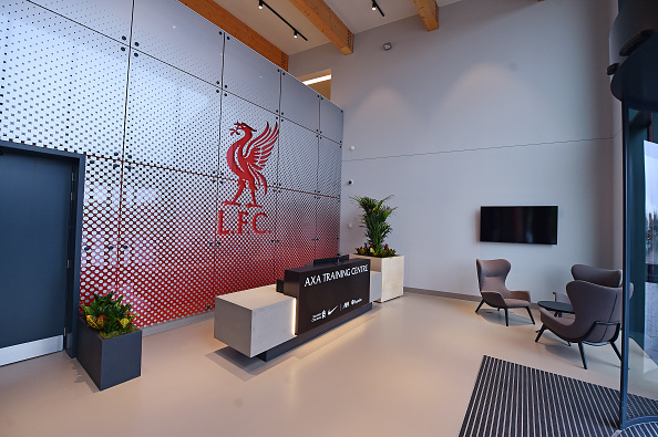 General Views of the AXA Training Centre, Liverpool's New Training Ground
