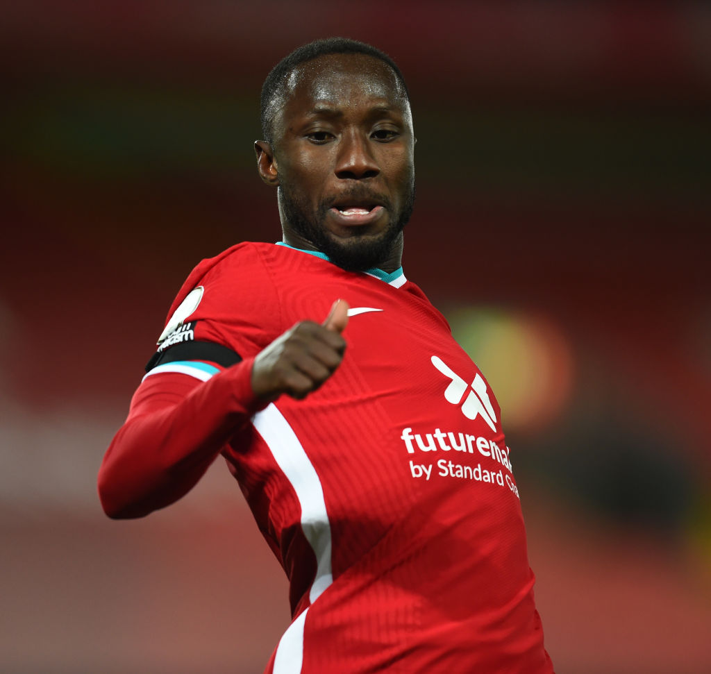 Liverpool fans on Twitter are devastated about the Naby Keita injury.