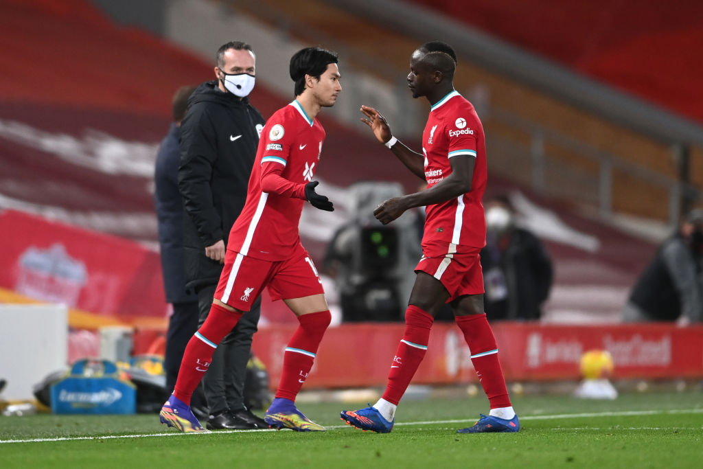 Klopp lauds Liverpool academy duo for stepping up