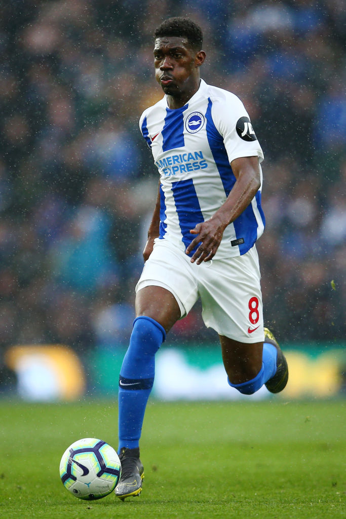 Liverpool have been linked with a move for Yves Bissouma of Brighton, Kopites are mostly for the idea.