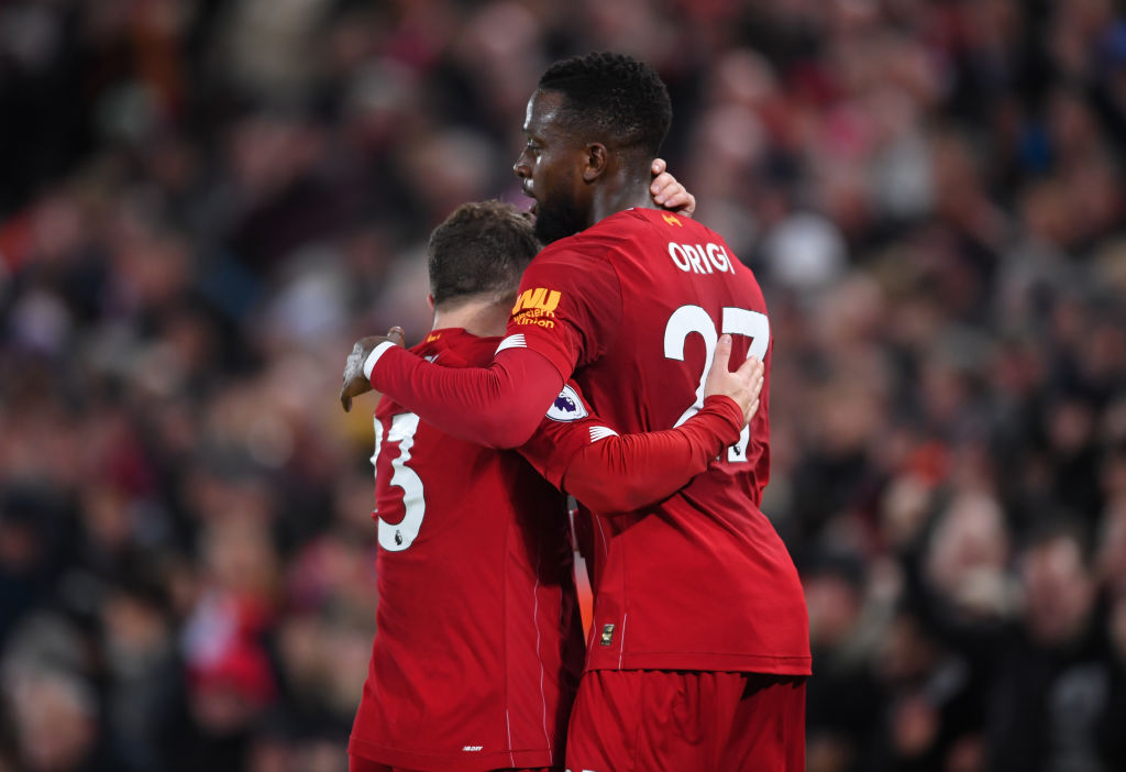 Report: Liverpool planning exit strategy for two Champions League winners, including £80k-a-week star