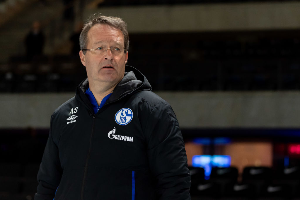 Liverpool have appointed Dr Andreas Schlumberger as head of recovery and performance
