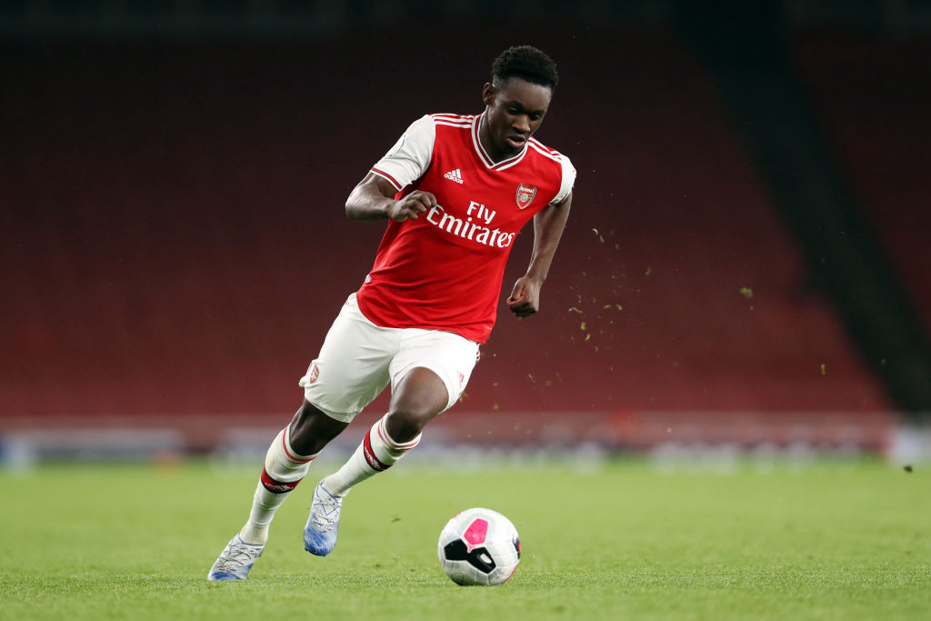 If Liverpool managed to sign Folarin Balogun from Arsenal then we could repeat the Dominic Solanke masterstroke