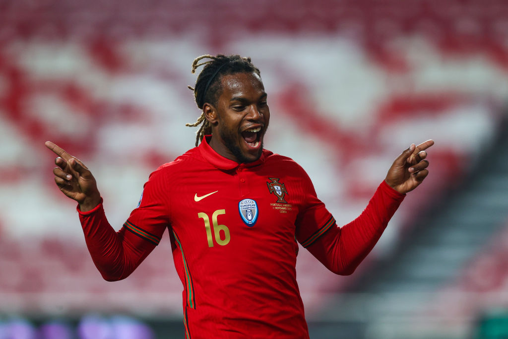 Twitter has reacted to rumours of Liverpool agreeing a fee for Renato Sanches.