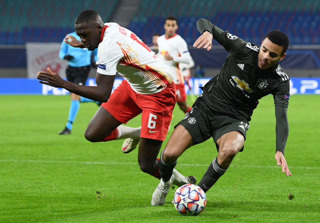 Champions League: Man Utd players must be bad losers - Pogba