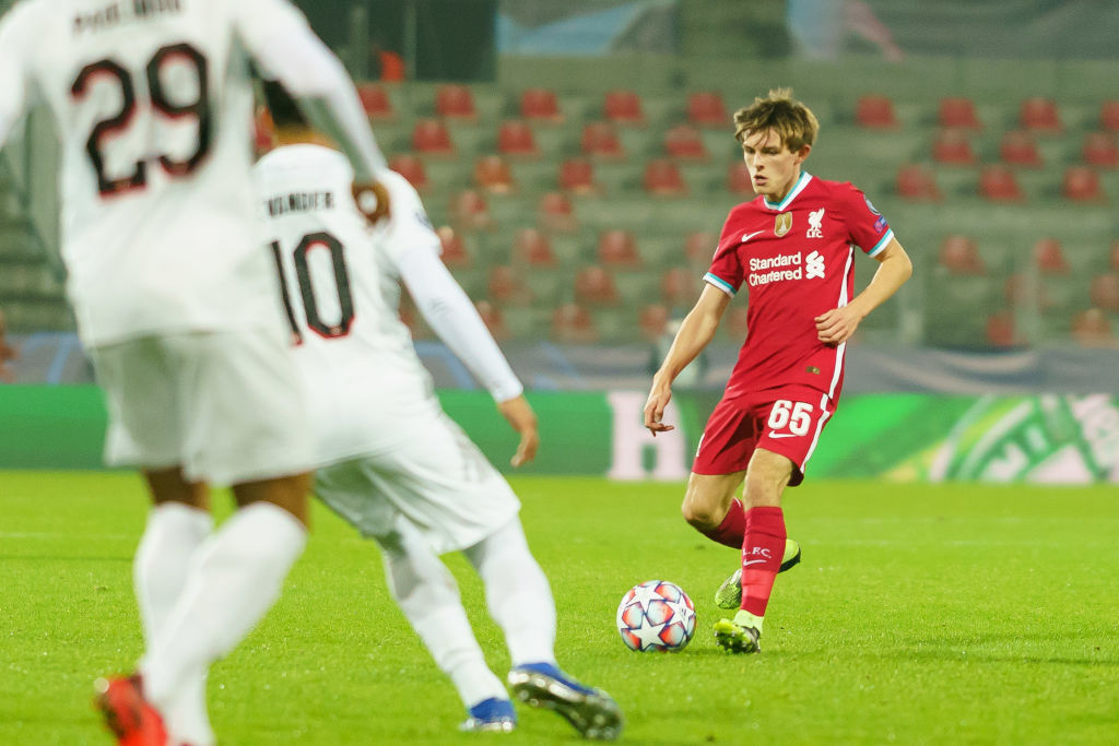 Leighton Clarkson starting in the FA Cup for Liverpool would be a massive show of faith in the youngster