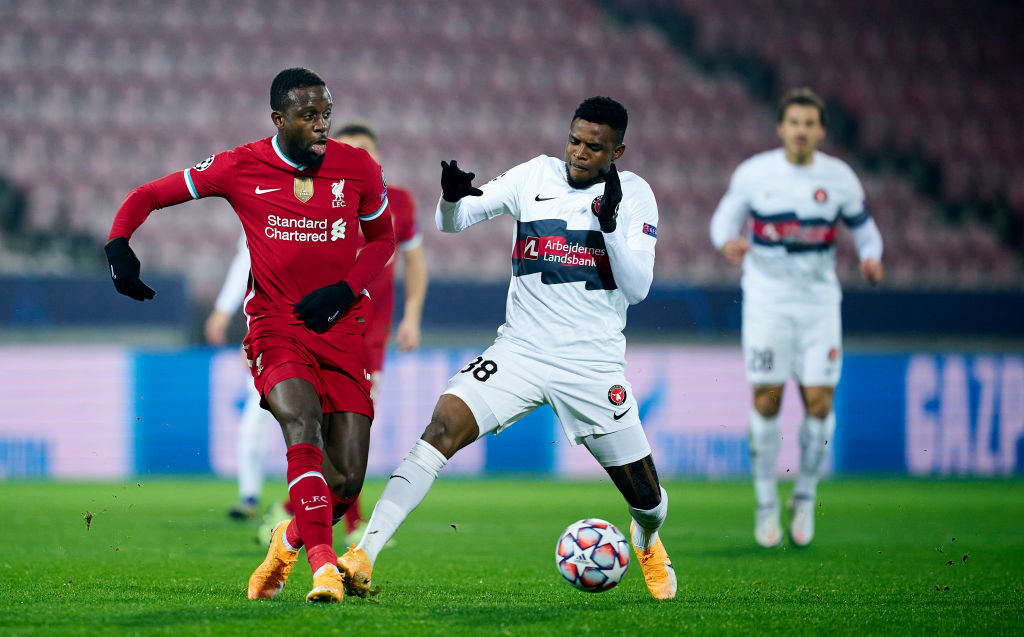 According to reports in Italy, Fiorentina want to sign Divock Origi in January.