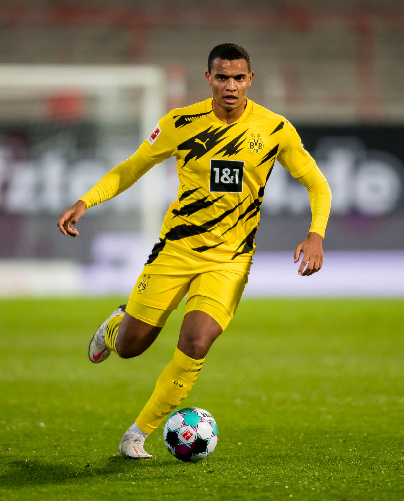 Liverpool have shown an interest in Manuel Akanji.