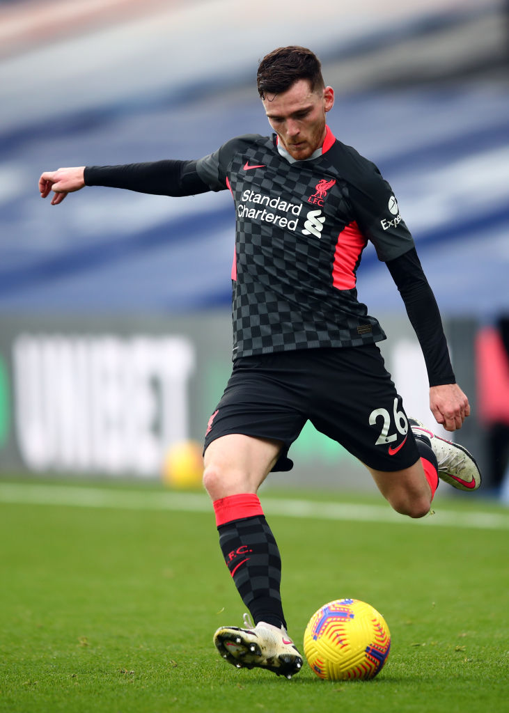 Gary Neville has summed up Andy Robertson in three words