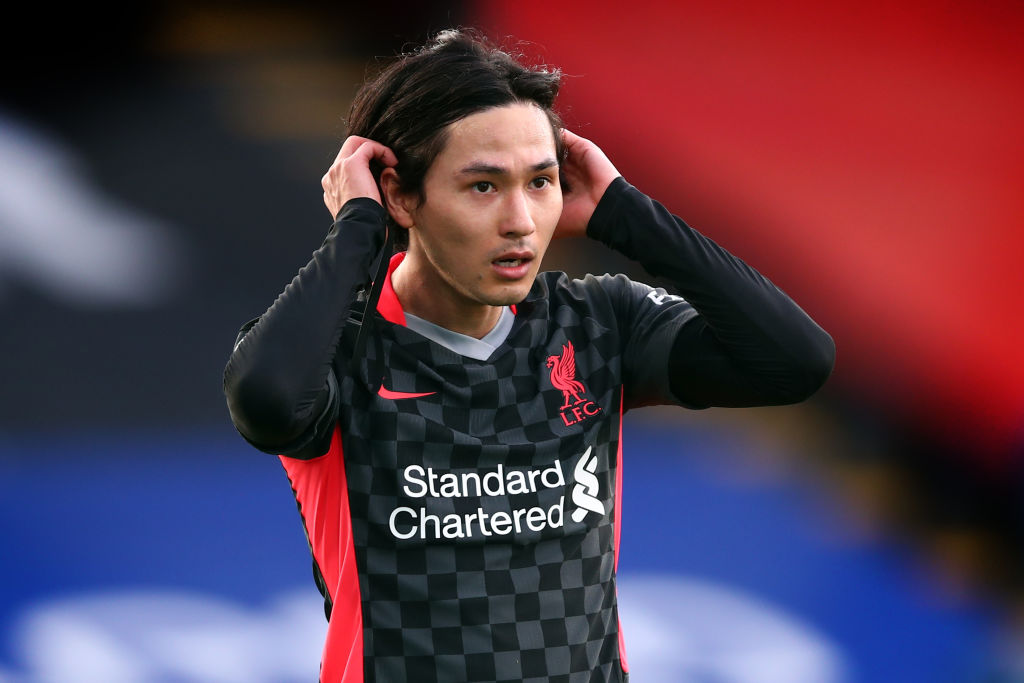 Owen Hargreaves highlights a huge opportunity for Takumi Minamino in Liverpool