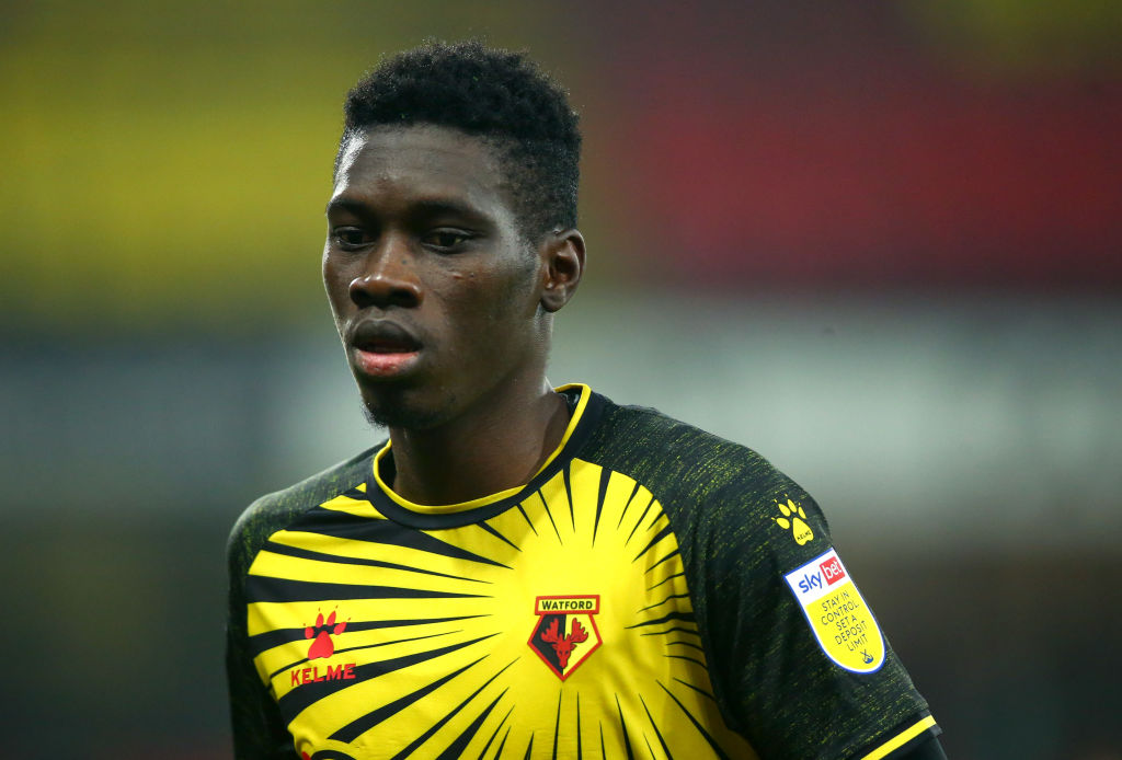 Reported Liverpool target Ismaila Sarr has been showing his worth to the Reds this season.