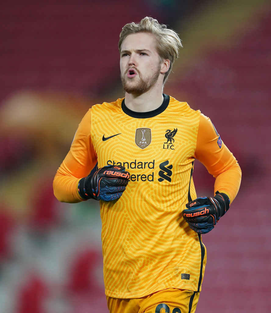 Liverpool fans have been raving over Caoimhin Kelleher after his performance against Ajax.