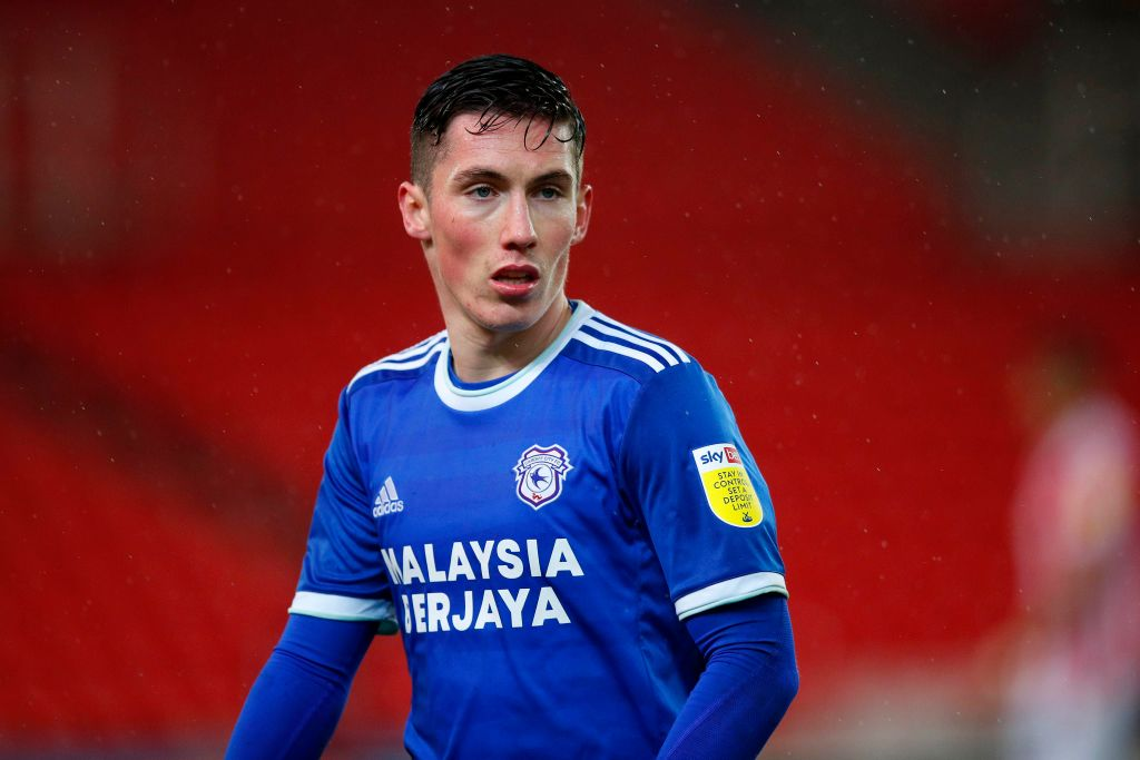 Harry Wilson is at Cardiff City with Sheyi Ojo.