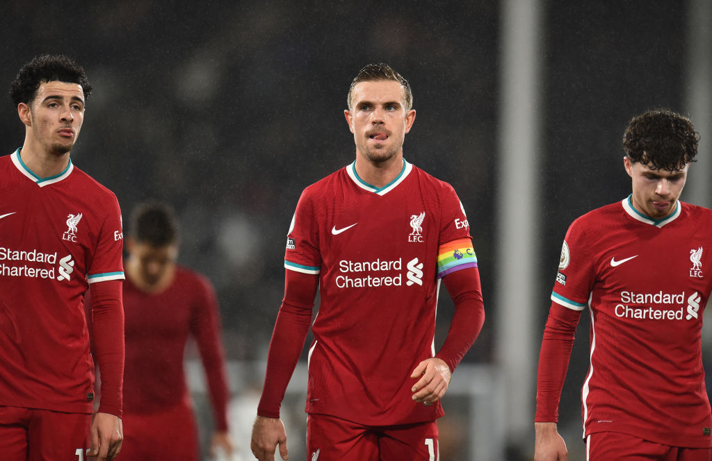 Liverpool playing Jordan Henderson at centre back could be the key to unlocking Spurs.