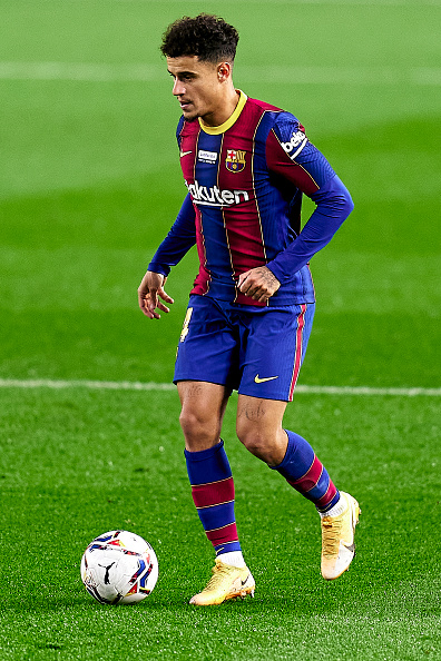 Barcelona are 'desperate' to sell Philippe Coutinho in order to avoid paying Liverpool £18m