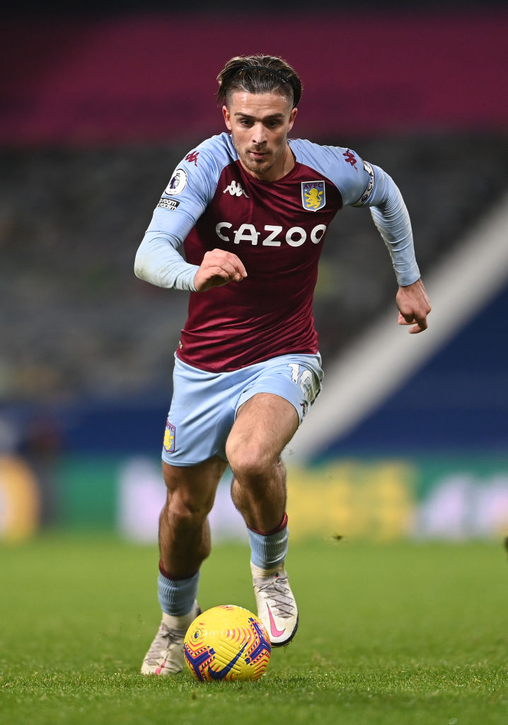 The Mirror has claimed that Liverpool are interested in Jack Grealish.