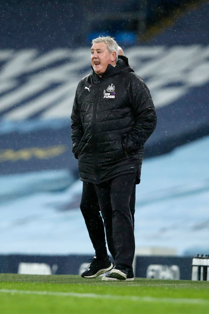 Steve Bruce has confirmed the Newcastle injury list ahead of the Liverpool tie