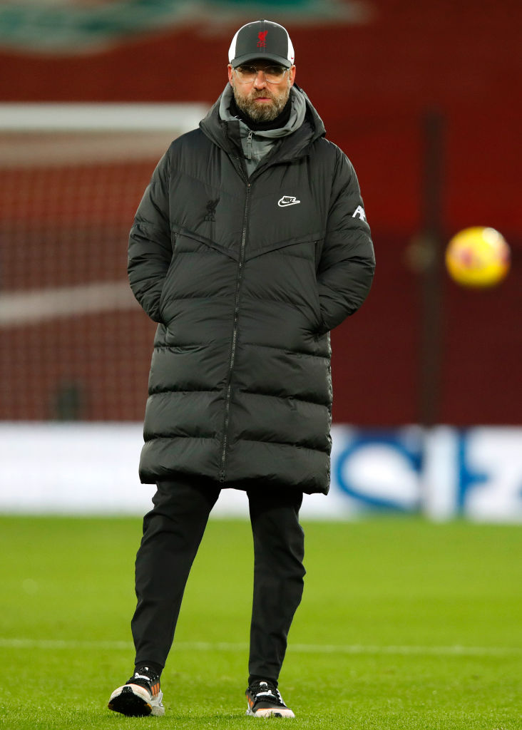 Jürgen Klopp has the opportunity to play his strongest side for the next two games