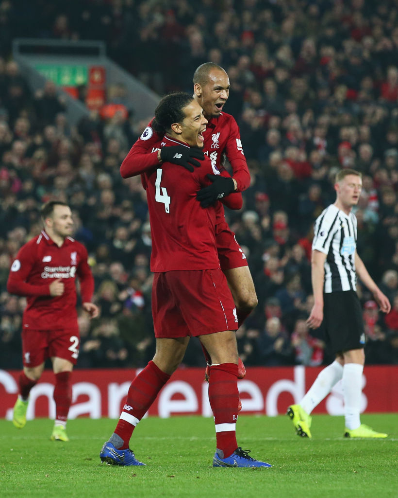Liverpool are going to offer Fabinho and Virgil van Dijk new contracts.