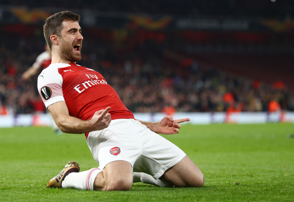 Twitter has reacted to reports that Liverpool have contacted Sokratis.