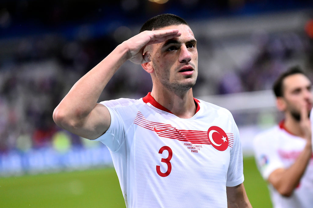 Reports in Turkey have claimed Liverpool have joined the Merih Demiral transfer chase