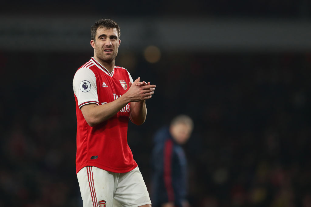 Liverpool have contacted Sokratis Papastathopoulos.