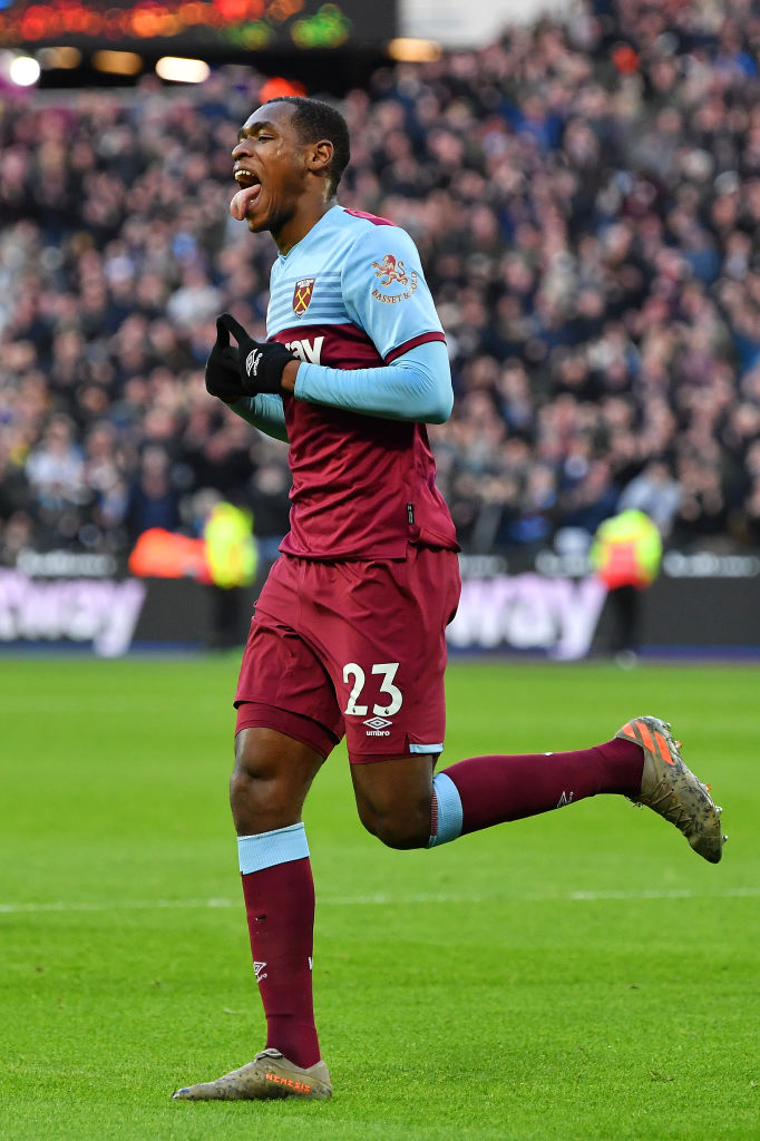 Liverpool have been linked with Issa Diop