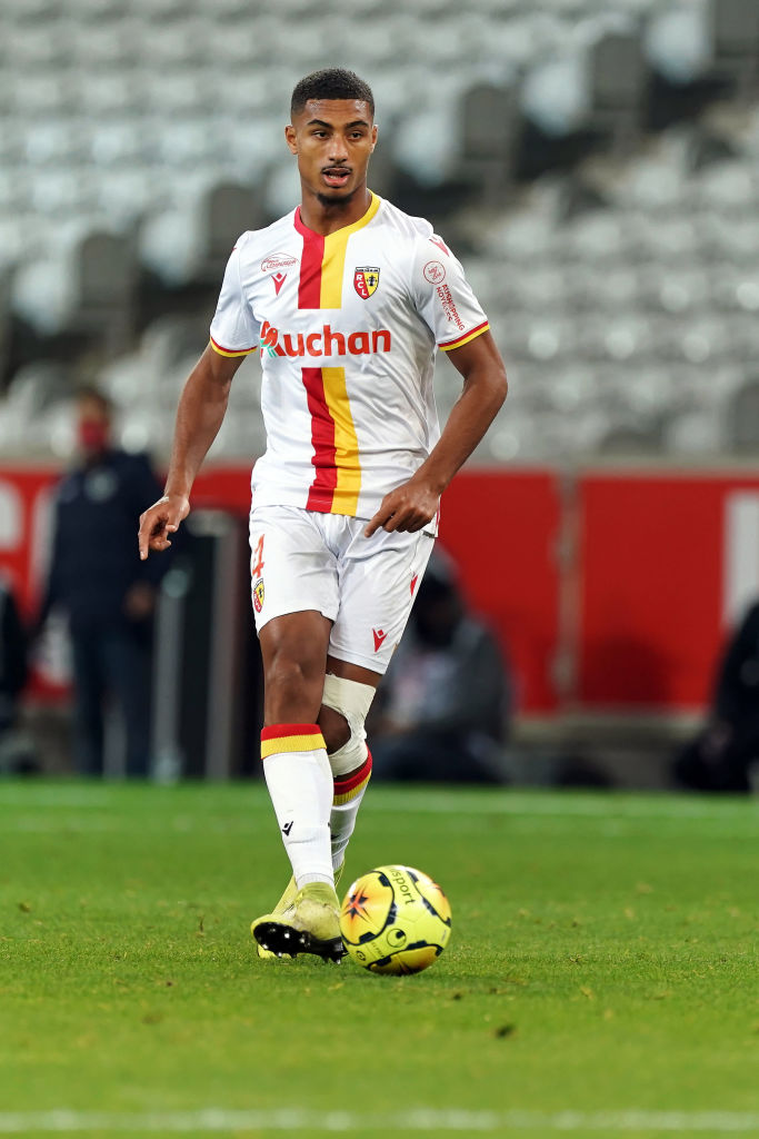 Liverpool want to sign Loic Bade from Lens but face competition from Leeds United
