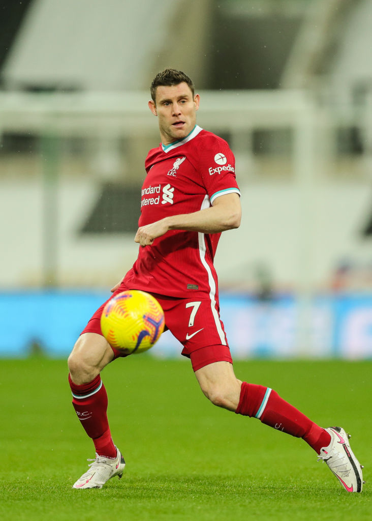 James Milner has responded to Manchester United being in strong form.