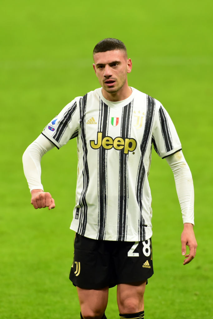 Who is Liverpool linked Merih Demiral?