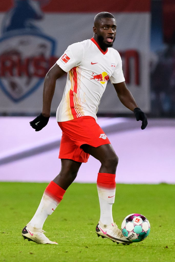 Liverpool can sign Dayot Upamecano for £38m in the summer.