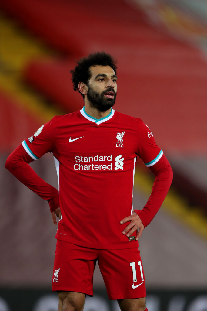 Mo Salah will be licking his lips at the Spurs injury news