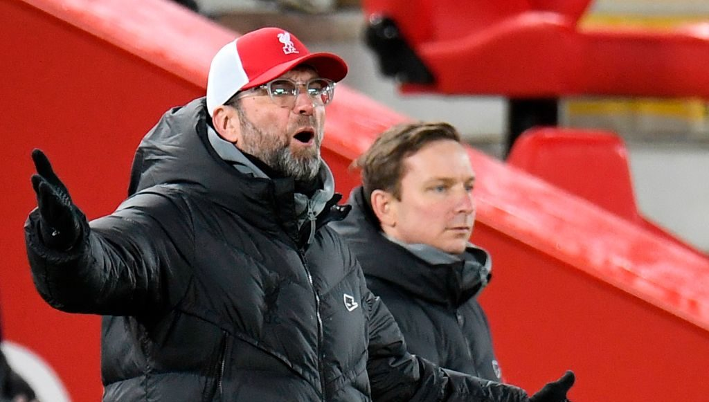 Liverpool got what they wanted ahead of Tottenham Hotspur clash - Rousing the Kop