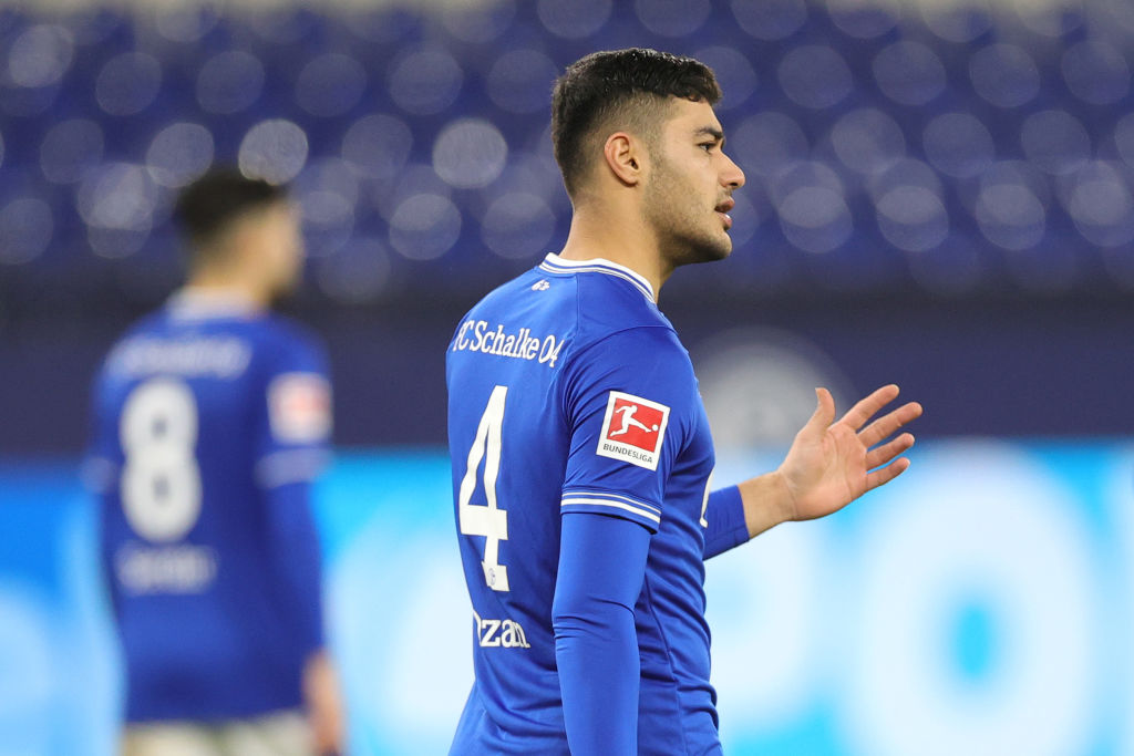 Liverpool target Ozan Kabak is also wanted by Manchester United