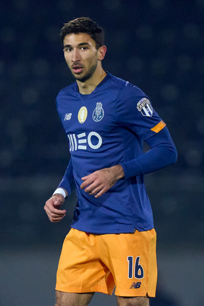 Marko Grujic has been on loan at Porto this season and the spell has been a flop