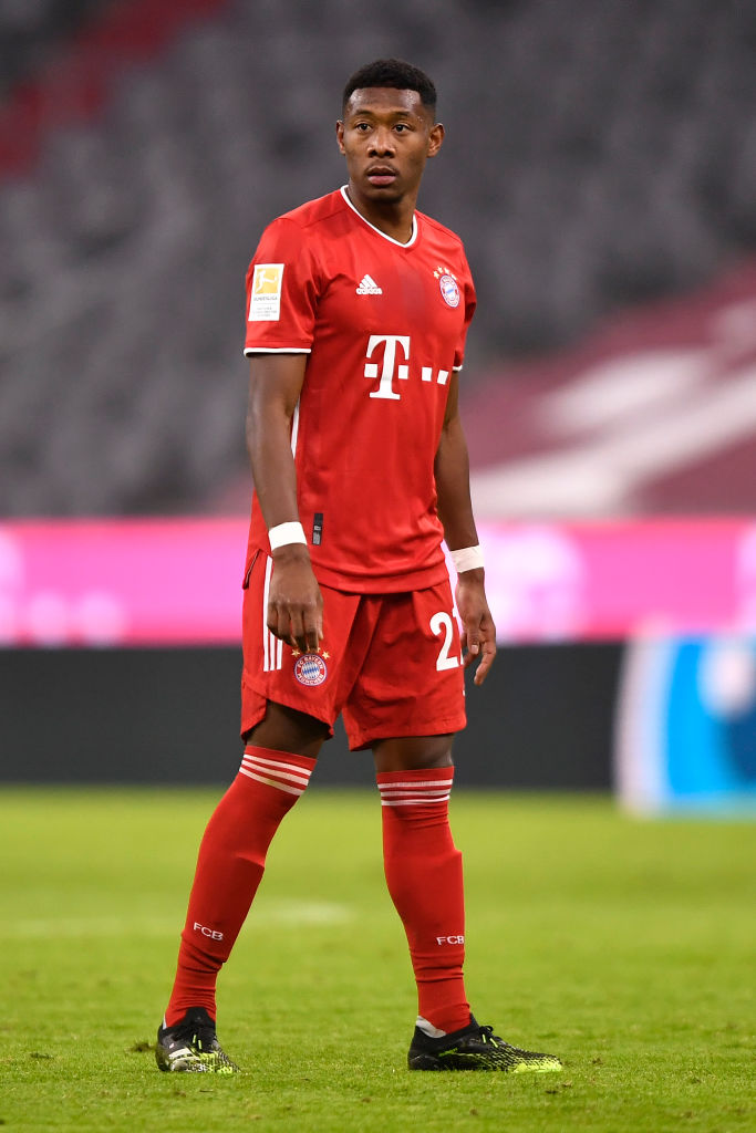 Liverpool trying to sign David Alaba is a no brainer.