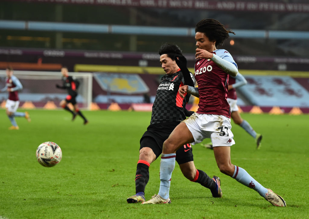 Liverpool survives scare by Villa's kids to win in FA Cup