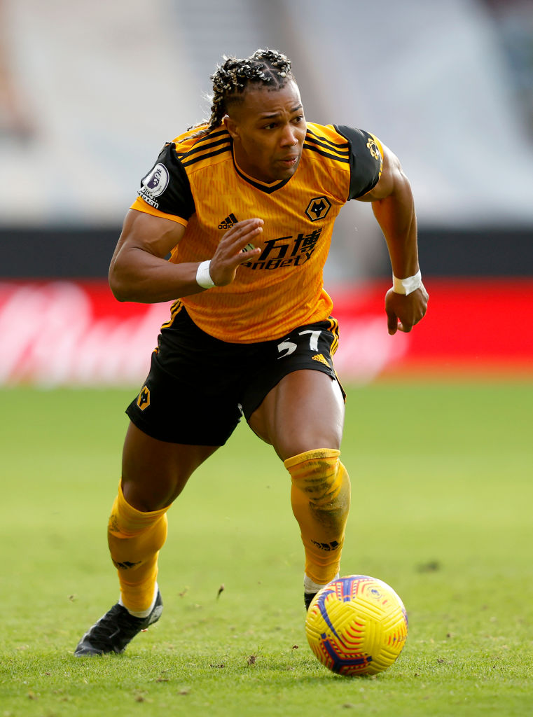 Liverpool are reportedly weighing up a move for Adama Traore, the Reds need him desperately.