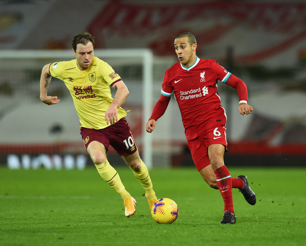 One star gets less than 0: Liverpool player ratings v Burnley