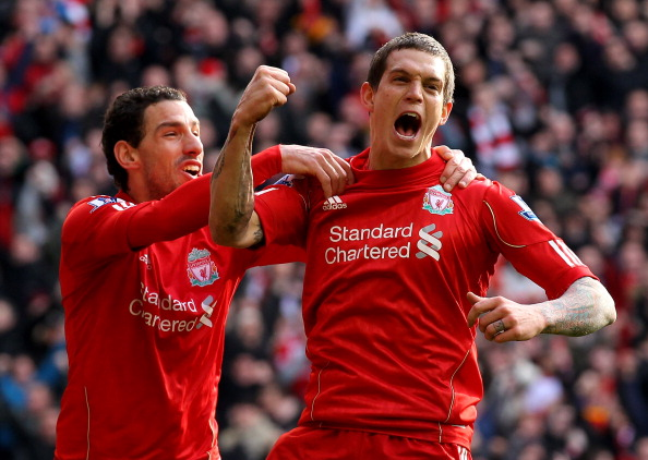 Fans have responded to Daniel Agger after he tweeted about his Liverpool landmark