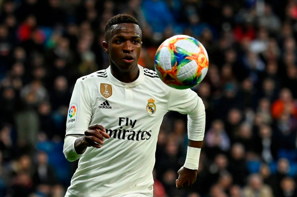 Liverpool want to sign Vinicius Jr from Real Madrid.