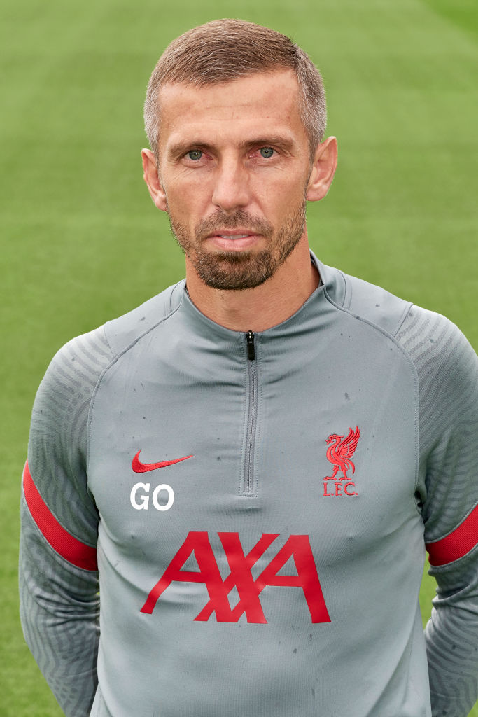 Gary O'Neil has left Liverpool to join the Bournemouth coaching staff.