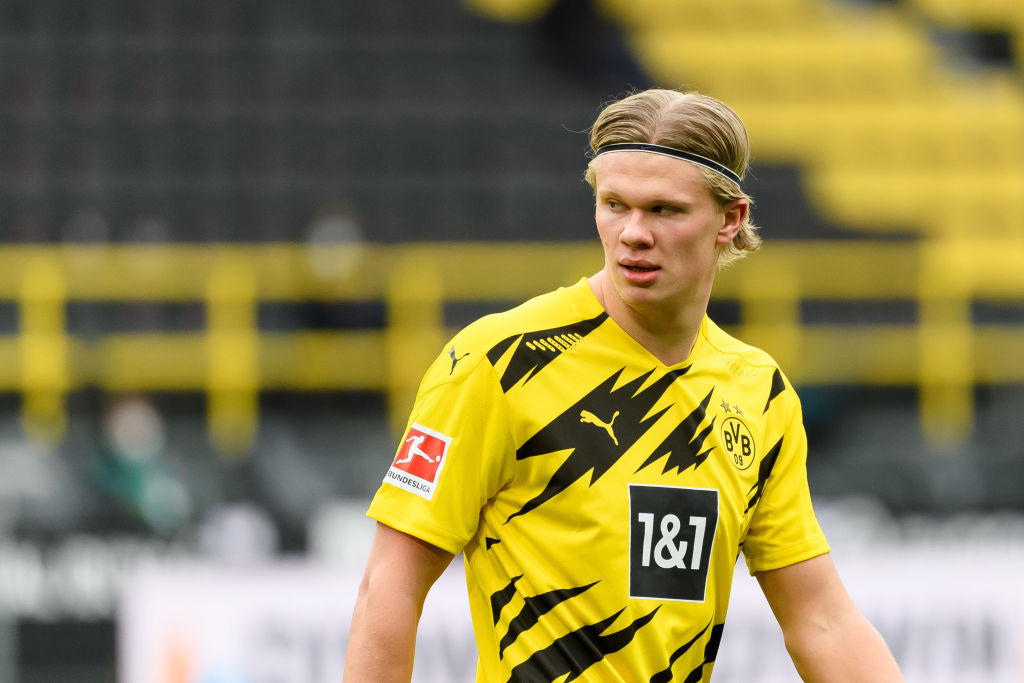 Liverpool could buy Erling Haaland